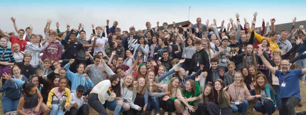 Contagious West group photo